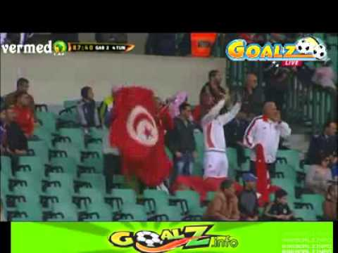 Gabon [ 2 - 4 ] Tunisie ## Smati All Goals & Highlights 16.04.2013