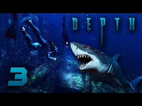 panic - Back as a diver, I once again return to the mindset of hating all sharks and wanting to see them extinct as I fight for my life in the cold dark waters looking for treasure with my comrades!...
