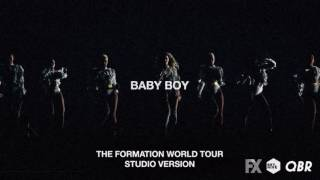 Video Beyoncé - Baby Boy (Live at The Formation World Tour Studio Version) MP3, 3GP, MP4, WEBM, AVI, FLV November 2018