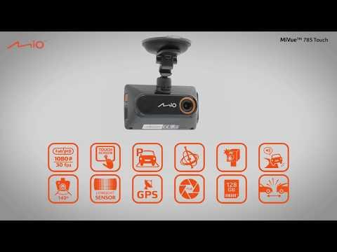 MIO MiVue 785 Touch autós menetrögzítő kamera