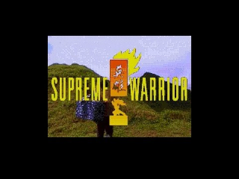 Supreme Warrior 3DO