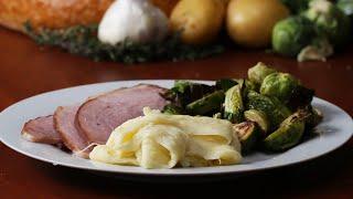 Restaurant Vs Homemade: Cheesy Potatoes (Aligot) by Tasty