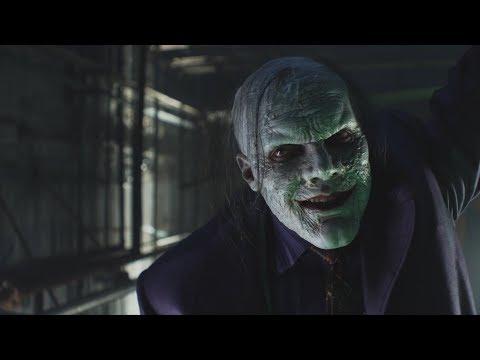 Gotham 5x12 - All Jeremiah Valeska / Joker scenes (VOSTFR)