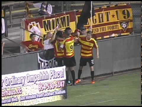Strikers vs. Montreal Highlights 9-3-11