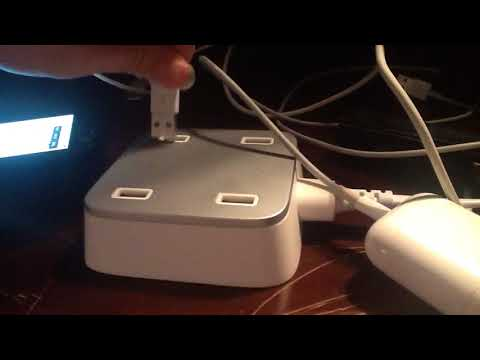 Belkin family rockstar 4 port USB charger review