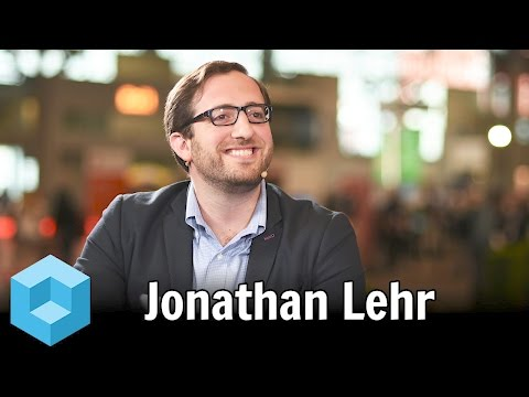 Jonathan Lehr, Work-Bench | Inforum 2016