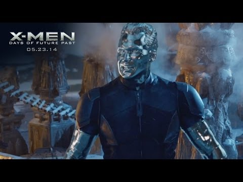 X-Men: Days of Future Past Character Clip 'Colossus'