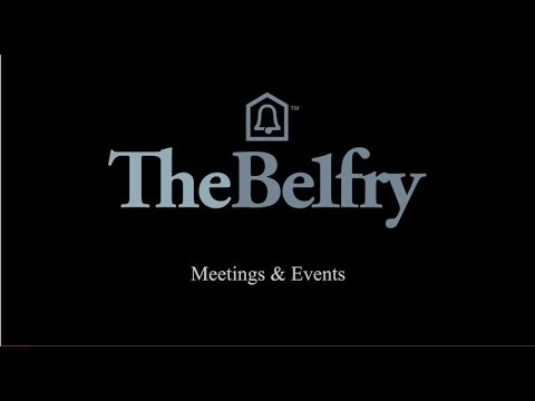The Belfry Hotel - Meetings and Events