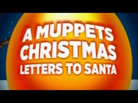 The Comedy Network (2010) - A Muppets Christmas Letters to Santa Promo