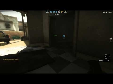 Insurgency Beta — Objective Capture and Defense