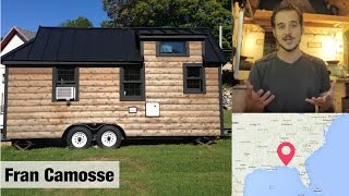Niceville (FL) United States  City new picture : Tiny House Video Tour #2: Fran [Niceville, FL - 150 Sq Ft]