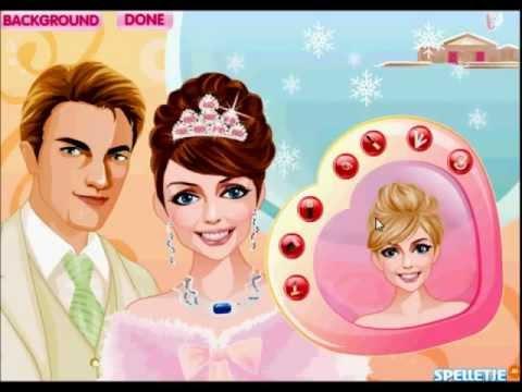 Игры для девочек бесплатные свадебные