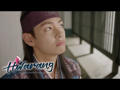 "Kim Tae Hyung ""I don't like the others! I like you~♥"" [Hwarang Ep 13]"