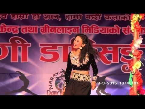 Video Narayani Dancing Star | Puja Gahatraj | Chaubandi Ma Patuki download in MP3, 3GP, MP4, WEBM, AVI, FLV January 2017