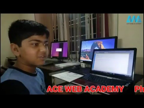 Watch 'Summer Camp Special Training on Various IT Courses -AWA '