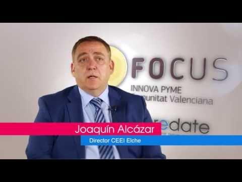 Joaqu�n Alc�zar Director de CEEI Elche en #EnredateElx 2016[;;;][;;;]