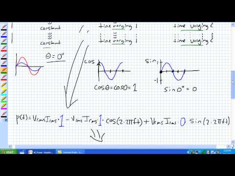 AC Leistung  Widerstandsstromkreis Teil 2