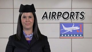 Study the phrases you need to know when checking in at an airport and how to pronounce them! Travel without stress. Check out Vicki and Jay's video to study ...