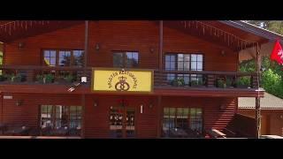 Salotės restorano filmavimas iš oro