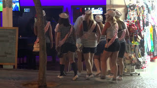 Albufeira Portugal  city pictures gallery : Portugal, Albufeira Strip, Craziest Night Life