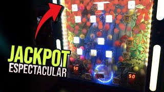 Video Lluvia de Pelotas JACKPOT!! BallSpectacular - Rapidín en el Arcade MP3, 3GP, MP4, WEBM, AVI, FLV September 2019