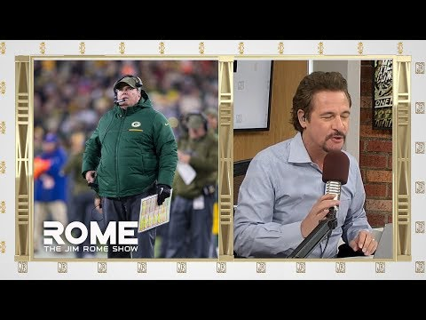 Video: Mike McCarthy Fired by Green Bay | The Jim Rome Show