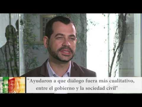 Glayson Ferrari, Gerente de FIDA en El Salvador