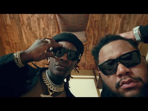 """Young Thug & Carnage: Young Martha """"Homie"""" ft Meek Mill [Official Music Video]"""