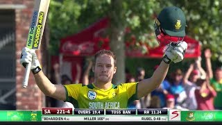 Video David Miller - Fastest T20 Century of all time vs Bangladesh MP3, 3GP, MP4, WEBM, AVI, FLV Agustus 2018