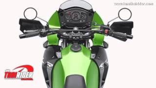 10. Kawasaki KLR 650 New Edition 2014