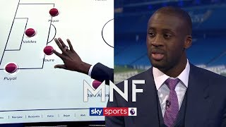 Video Yaya Toure breaks down Pep Guardiola's tactics and reveals why he joined Man City | MNF MP3, 3GP, MP4, WEBM, AVI, FLV Januari 2019