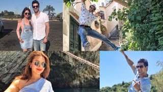Divyanka Tripathi and Vivek Dahiya celebrate their first wedding anniversary in Europe. Check out their mini honeymoon pictures.Watch The Video More!!Subscribe To Telly Firki:►http://goo.gl/NnCnn4
