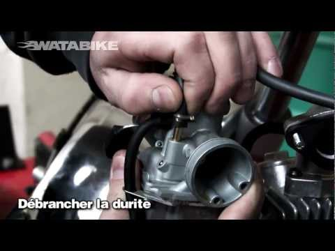 comment demonter carburateur yamaha dt 50