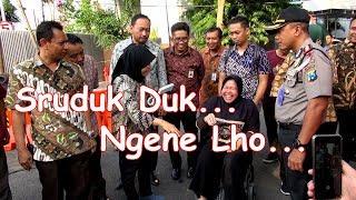 Video Ternyata Bu Risma Masih Sempat Bercanda, Saat Perbaikan Jalan Gubeng Surabaya. MP3, 3GP, MP4, WEBM, AVI, FLV Januari 2019