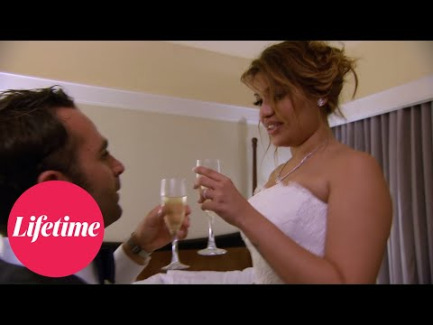 Married at First Sight: The Couples Spend Their First Night Alone Together (S4, E3) | Lifetime