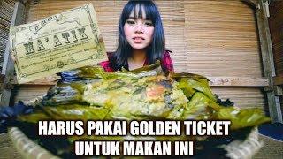 Video WOW, HARUS PAKAI GOLDEN TICKET UNTUK MAKAN DISINI !! #KulinerSubang MP3, 3GP, MP4, WEBM, AVI, FLV Maret 2019