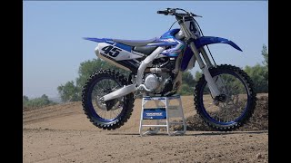 4. 2020 Yamaha YZ450F | Bike Breakdown