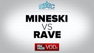 Mineski vs Rave, game 1