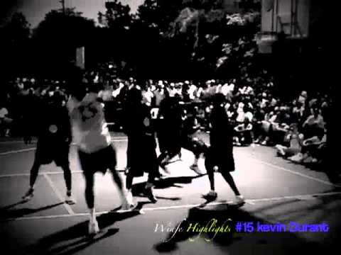 KD doing work at the Goodman League