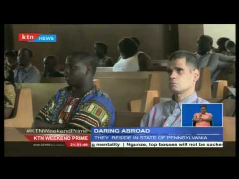 Daring Abroad : Daring Abroad 30th July 2016 - Kenyan church in Pennsylvania, USA