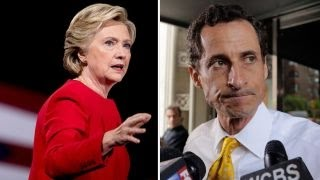 Weiner laptop may contain new records involving Clinton
