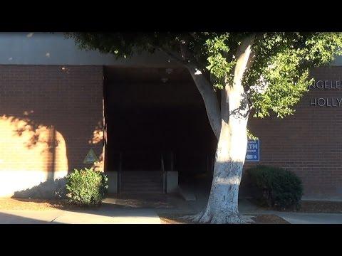 Nightcrawler (2014) - Police Station Filming Location