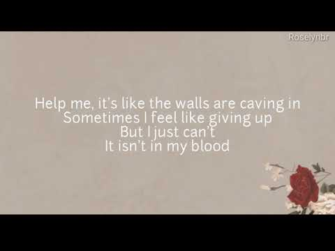 Video Shawn Mendes-In my blood (lyrics) download in MP3, 3GP, MP4, WEBM, AVI, FLV January 2017