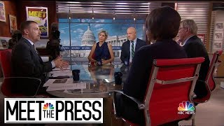 Full Panel: President Trump Says He Would Accept Foreign Election Help   Meet The Press   NBC News