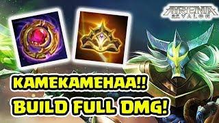 Video 1 Hit Masuk RSJ! Kamekameha! Build Preyta Cicak Ngamuk! - Arena of Valor AOV MP3, 3GP, MP4, WEBM, AVI, FLV Oktober 2017