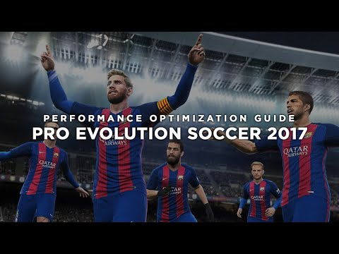 ★ How to Fix Lag/Play/Run 'Pro Evolution Soccer 2017' on LOW END PC - Low Specs Patch