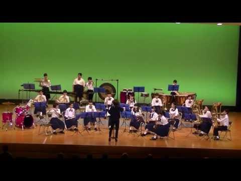 第47回伊都地方吹奏楽祭 妙寺中学校吹奏楽部 「宇宙船艦ヤマト」他