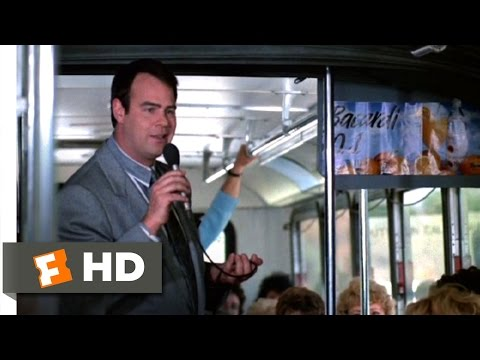 The Couch Trip (9/11) Movie CLIP - Bus Therapy (1988) HD