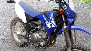 9. 2013 Yamaha ttr125 review