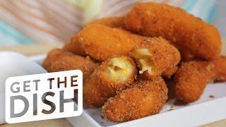 How to Make Burger King's Mac 'n' Cheetos at Home | Get the Dish by POPSUGAR Food